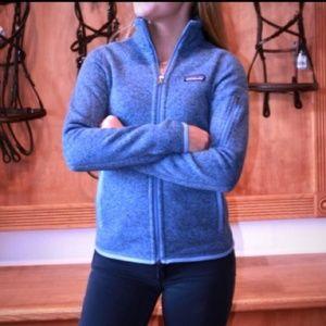 PATAGONIA Better Sweater Full Zip Oasis Blue OO41